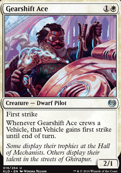 Kaladesh: Gearshift Ace