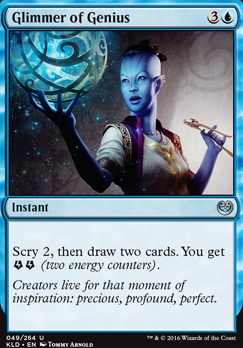 Kaladesh Foil: Glimmer of Genius