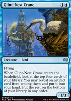 Kaladesh: Glint-Nest Crane