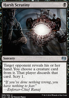 Kaladesh: Harsh Scrutiny