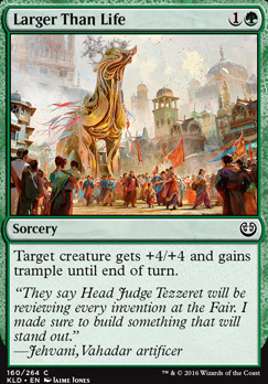 Kaladesh: Larger Than Life