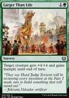 Kaladesh Foil: Larger Than Life