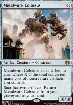 Kaladesh: Metalwork Colossus