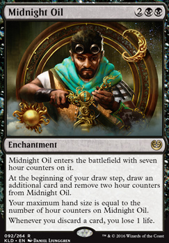 Kaladesh: Midnight Oil
