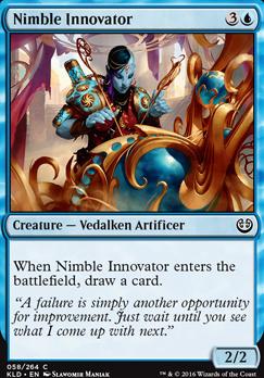 Kaladesh Foil: Nimble Innovator