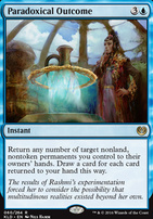 Kaladesh: Paradoxical Outcome