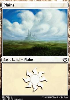 Kaladesh Foil: Plains (250 A)