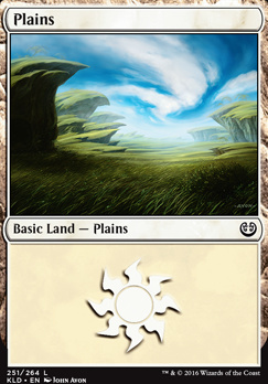 Kaladesh Foil: Plains (251 B)
