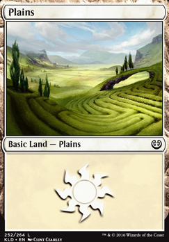 Kaladesh Foil: Plains (252 C)