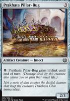 Kaladesh Foil: Prakhata Pillar-Bug