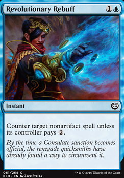Kaladesh: Revolutionary Rebuff