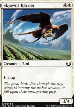 Kaladesh Foil: Skyswirl Harrier