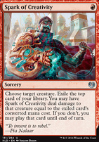 Kaladesh Foil: Spark of Creativity