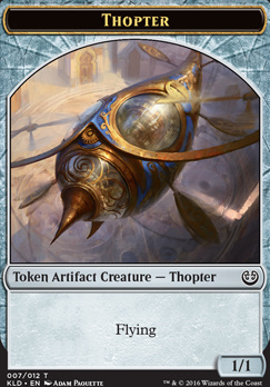 Kaladesh: Thopter Token (7 A)