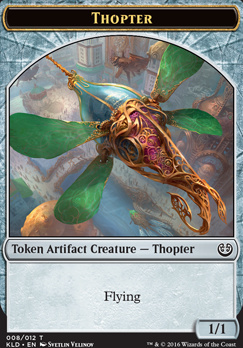 Kaladesh: Thopter Token (8 B)