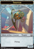 Kaladesh: Thopter Token (9 C)