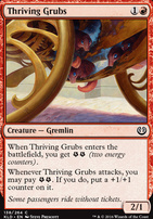 Kaladesh: Thriving Grubs