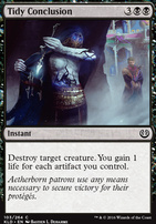 Kaladesh: Tidy Conclusion