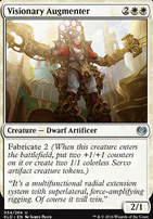 Kaladesh Foil: Visionary Augmenter