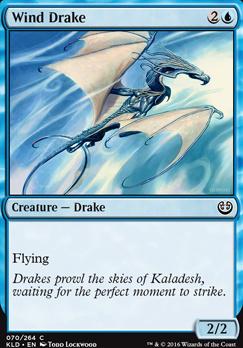 Kaladesh Foil: Wind Drake