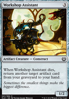 Kaladesh Foil: Workshop Assistant