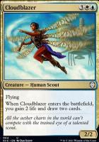 Kaldheim Commander Decks: Cloudblazer