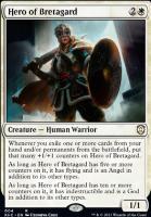 Kaldheim Commander Decks: Hero of Bretagard