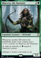 Kaldheim Commander Decks: Marwyn, the Nurturer