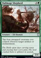 Kaldheim Commander Decks: Nullmage Shepherd