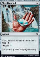 Kaldheim Commander Decks: Sky Diamond