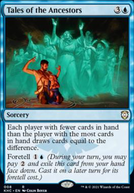 Kaldheim Commander Decks: Tales of the Ancestors