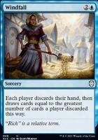Kaldheim Commander Decks: Windfall