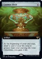 Kaldheim Variants: Cosmos Elixir (Extended Art)