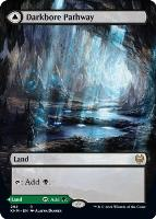 Kaldheim Variants Foil: Darkbore Pathway (Borderless)