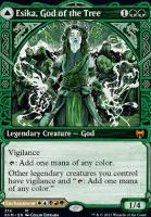 Kaldheim Variants: Esika, God of the Tree (Showcase)