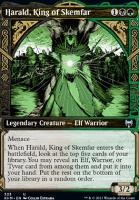 Kaldheim Variants Foil: Harald, King of Skemfar (Showcase)