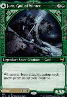 Kaldheim Variants: Jorn, God of Winter (Showcase)