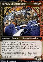 Kaldheim Variants: Kardur, Doomscourge (Showcase)
