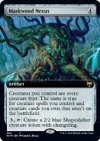 Kaldheim Variants: Maskwood Nexus (Extended Art)