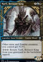 Kaldheim Variants: Narfi, Betrayer King (Showcase)