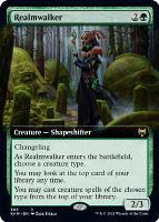 Kaldheim Variants: Realmwalker (Extended Art)