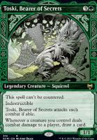 Kaldheim Variants: Toski, Bearer of Secrets (Showcase)