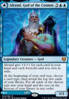 Kaldheim: Alrund, God of the Cosmos