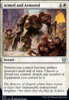 Kaldheim: Armed and Armored (Theme Booster)