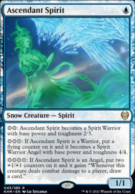 Kaldheim: Ascendant Spirit