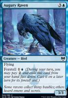 Kaldheim: Augury Raven