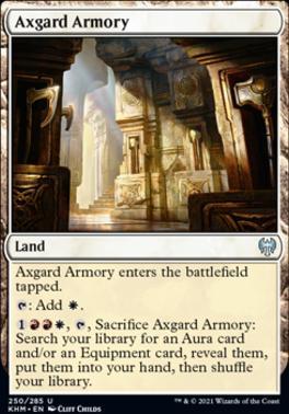 Kaldheim: Axgard Armory