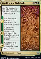 Kaldheim: Binding the Old Gods