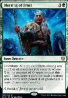 Kaldheim: Blessing of Frost