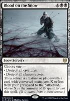 Kaldheim: Blood on the Snow